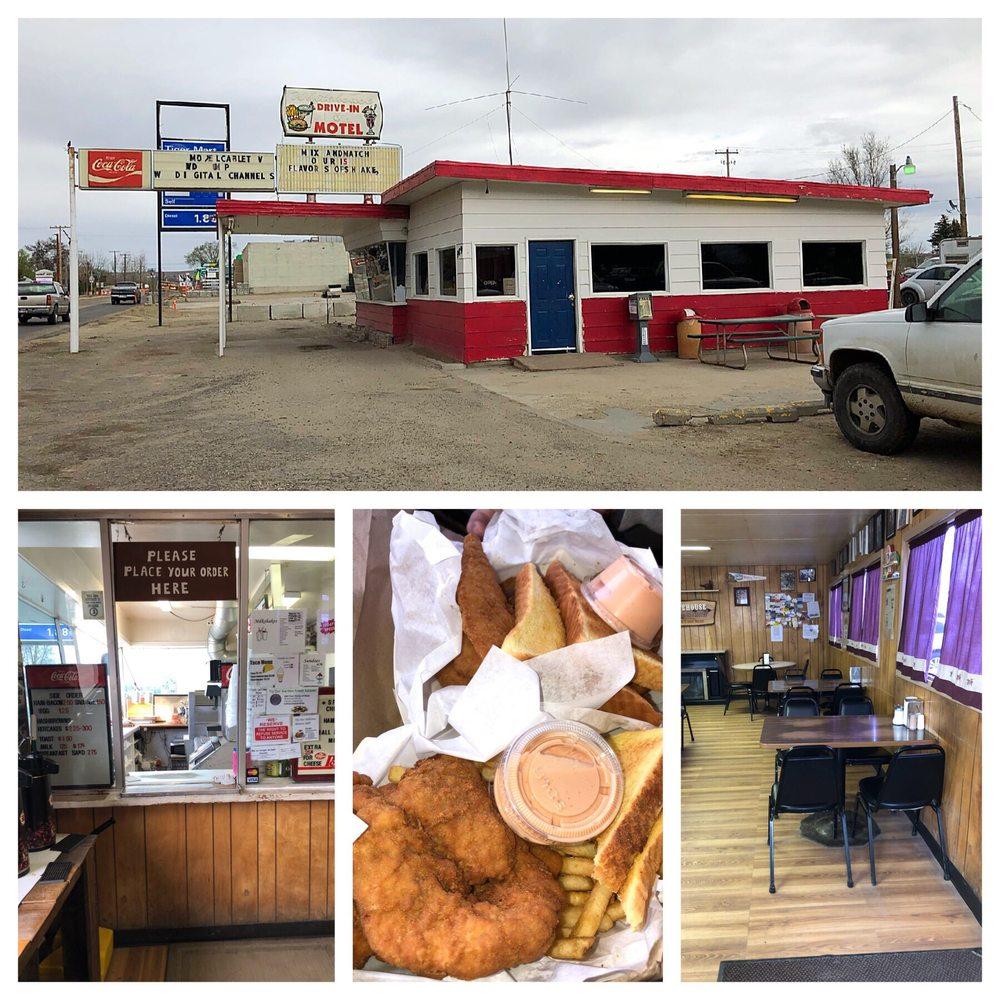Whitehouse Drive Inn & Motel: 909 W Main St, Marsing, ID