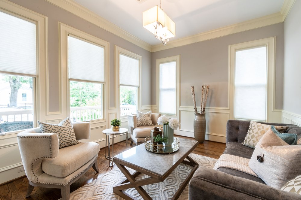 Reveal Home Staging: 5212 Hardway St, Houston, TX