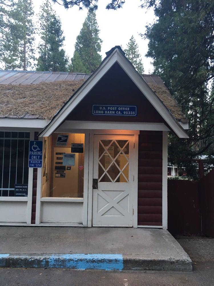 US Post Office: 25955 Long Barn Dr, Long Barn, CA