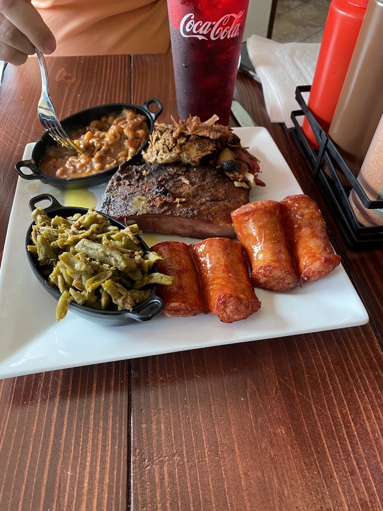 Food from Mr. Mule's Kitchen