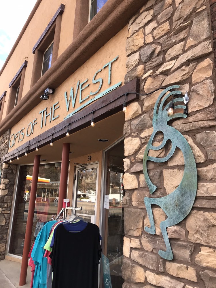 Gifts of the West: 24 E Center St, Kanab, UT