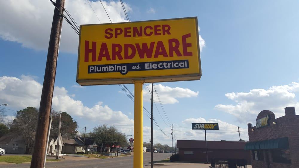 Spencer Hardware: 300 S Palestine St, Athens, TX