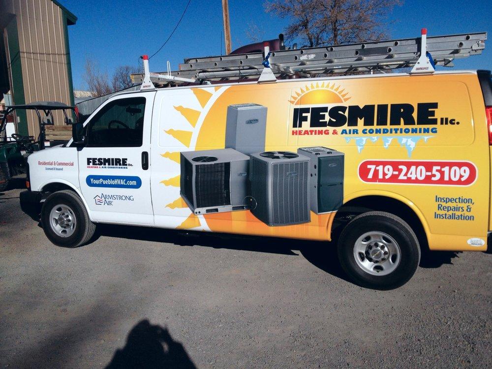 Fesmire Heating & Air Conditioning: Pueblo, CO