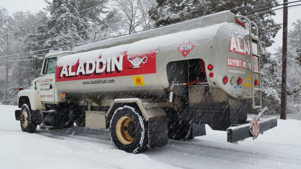 Aladdin Fuel Svce: Bayport, NY