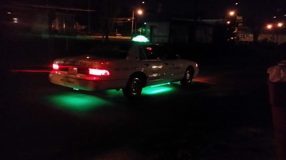 All Around Cab: 1433 E 24th St N, Springfield, MO