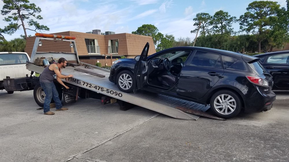 Anytime Towing & Transport: Stuart, FL