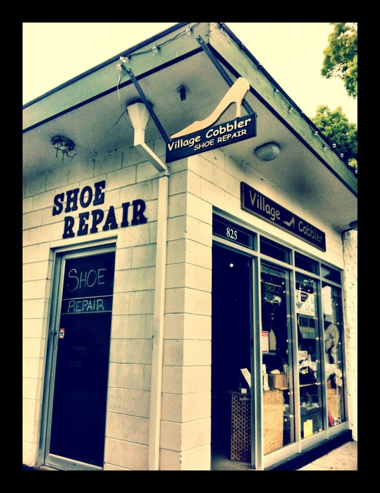 Shoe Repair Near Palo Alto Ca