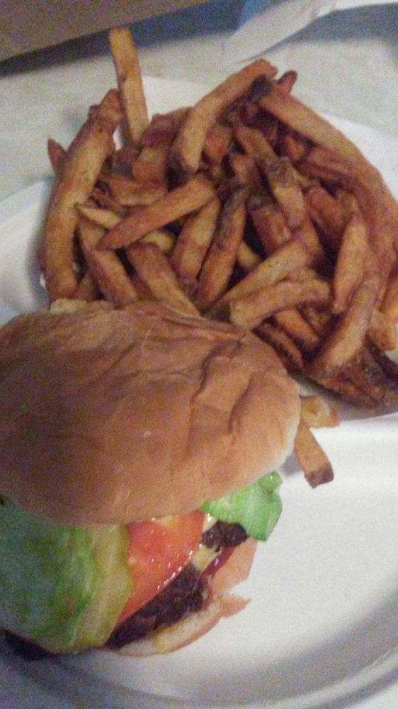 Two Fat Guys Burgers & Fries: 135 SW Baya Dr, Lake City, FL