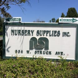 Photo Of Nursery Supplies Orange Ca United States
