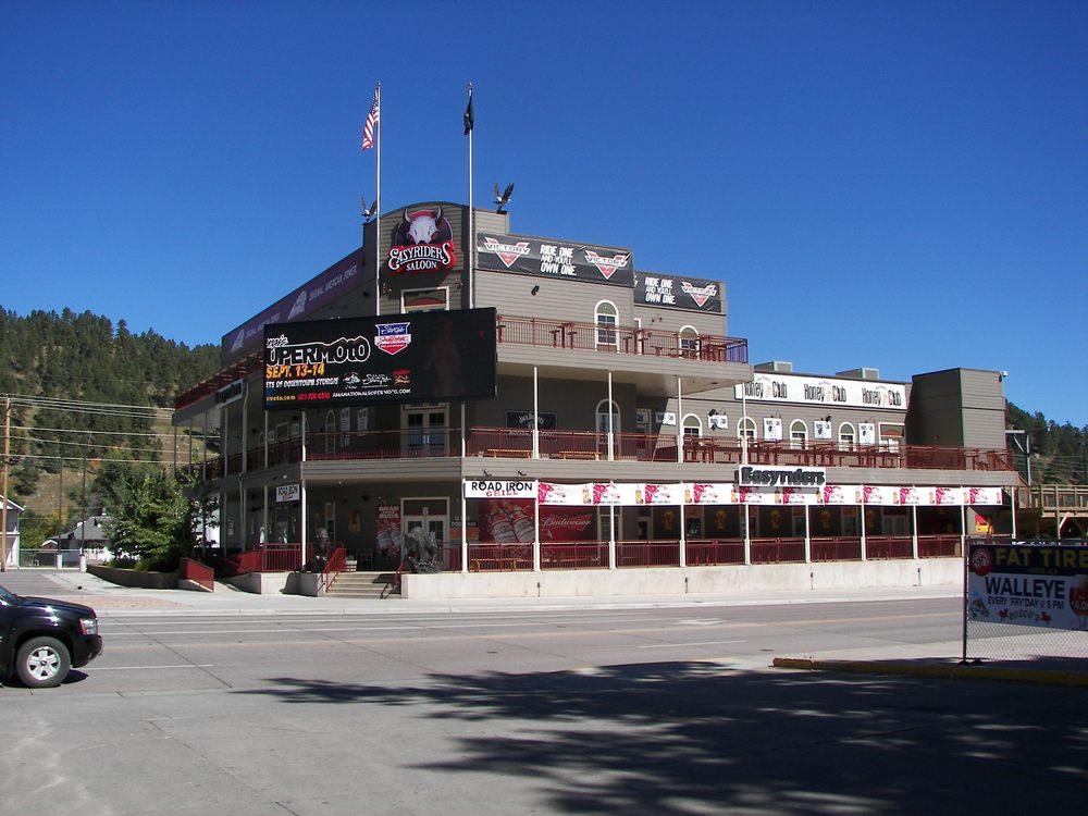 Iron Horse Saloon - Sturgis: 888 Junction Ave, Sturgis, SD
