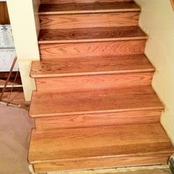 Photo Of Charlieu0027s Hardwood Floors   Sacramento, CA, United States. New  Stairs