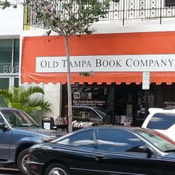 Old Tampa Book Company Inc logo