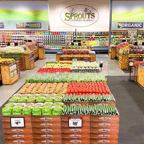 Sprouts Farmers Market: 4740 Bauer Farm Dr, Lawrence, KS
