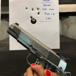 Insight Indoor Shooting Range - 17020 Alburtis Ave, Artesia