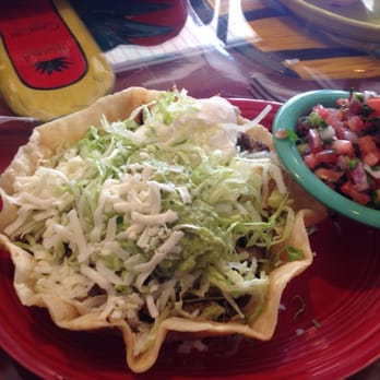 Photo Of Cancun Mexican Restaurant Cincinnati Oh United States Taco Salad