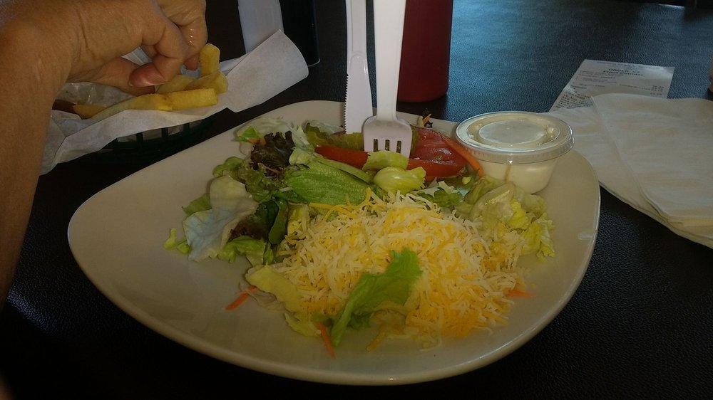 Golden Spike Burgers: 3960 W Hwy 13, Corinne, UT