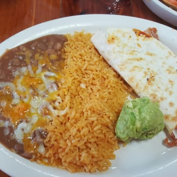 Photo Of Abel S Mexican Restaurant Oklahoma City Ok United States Quesadilla Lunch