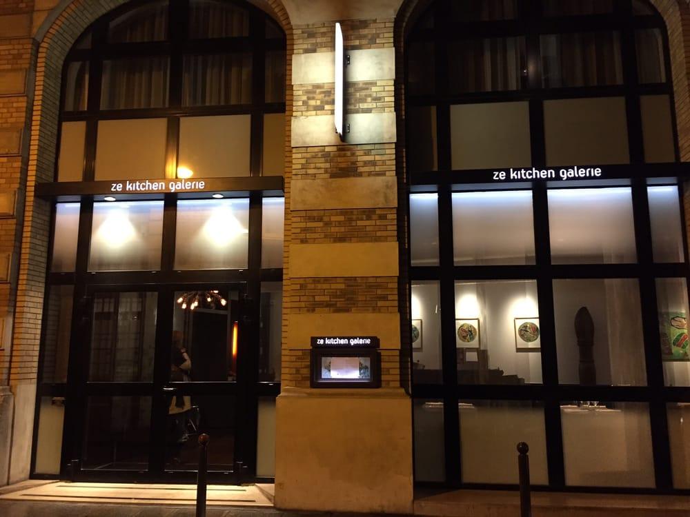 Photos pour ze kitchen galerie yelp for Ze kitchen galerie paris france
