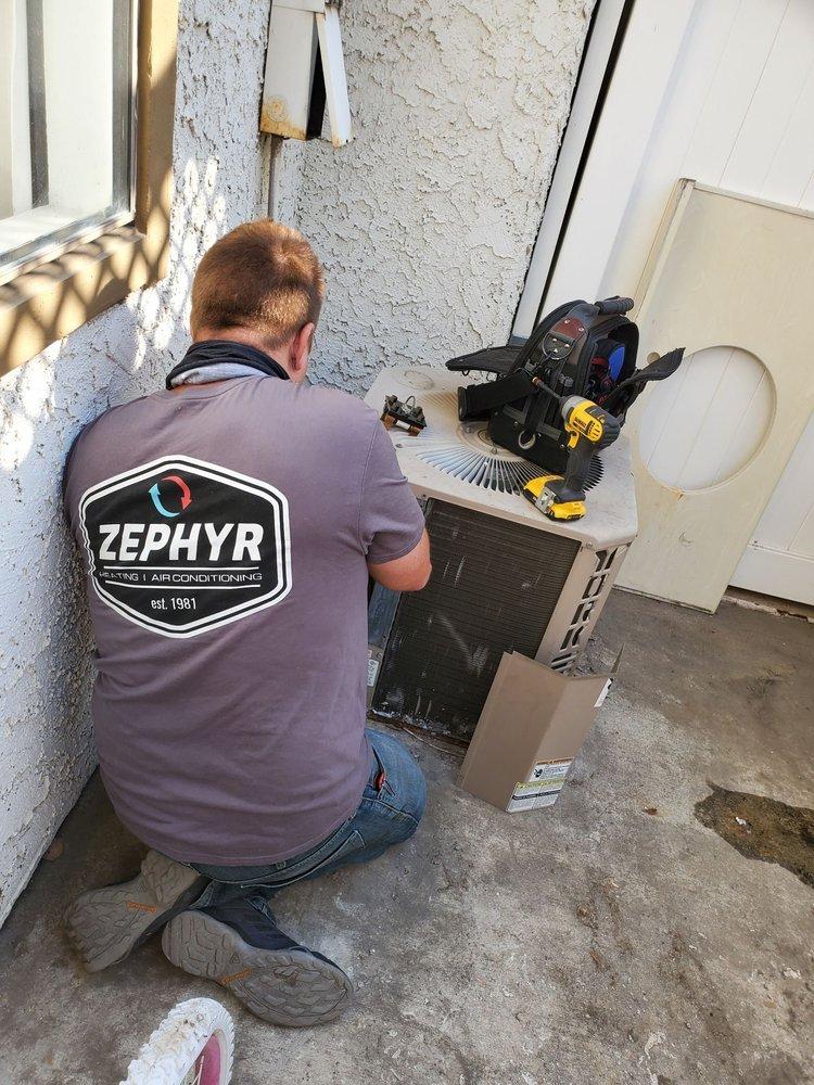 Zephyr A/C & Heating