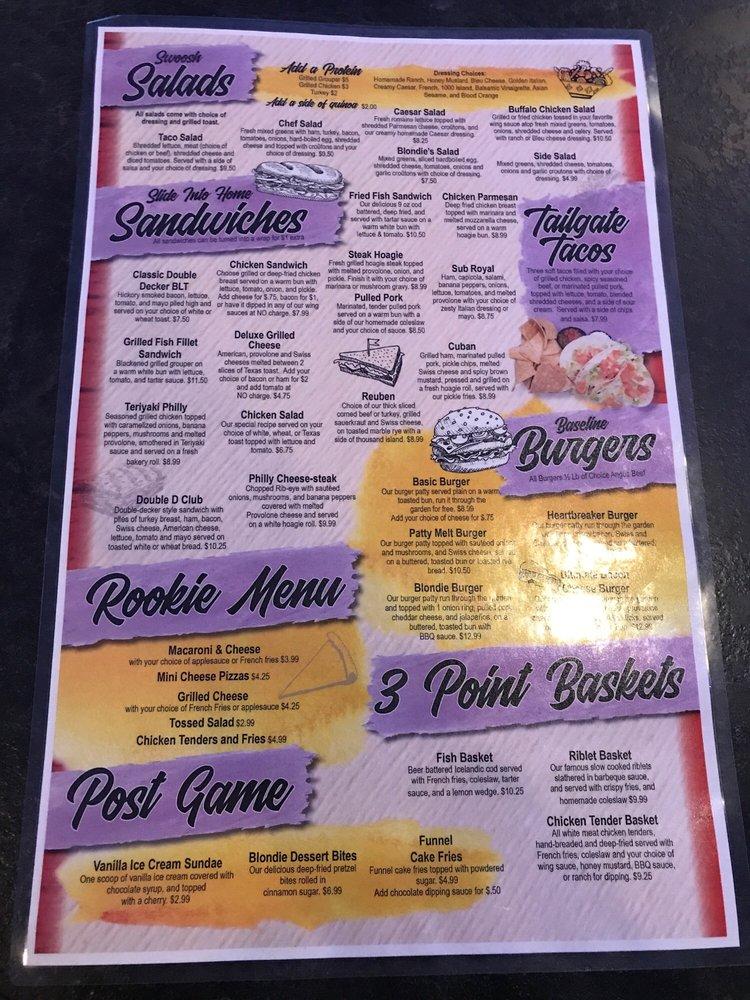 Blondie's Sports Bar & Grill: 7886 Cincinnati Dayton Rd, West Chester Township, OH