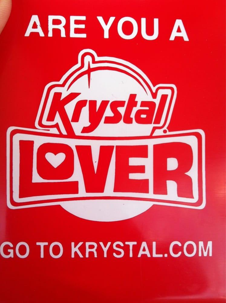 Krystals: White Oak Gap Rd, Trenton, GA