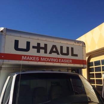 Photo Of U Haul Moving Storage Aer Village Los Angeles Ca