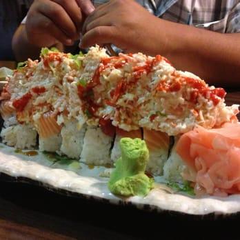 Sushi Newark Ohio