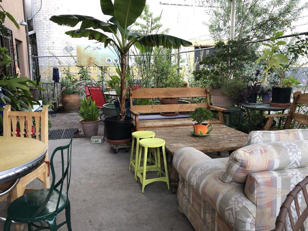 Javalina Coffee House: 117 W Market St, Silver City, NM