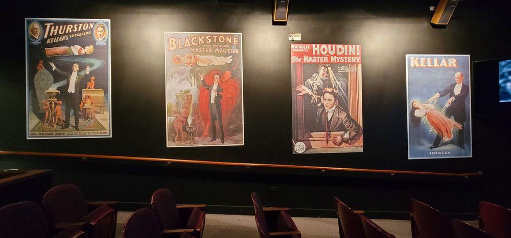 Monterey Magic Club: 5 Custom House Plz, Monterey, CA