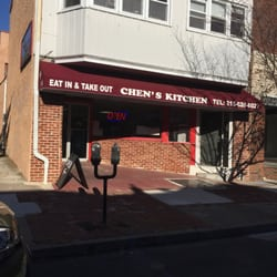 Chen S Kitchen New Haven Menu