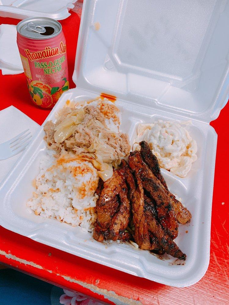 C & H Hawaiian Grill: 105 E Ave E, Copperas Cove, TX