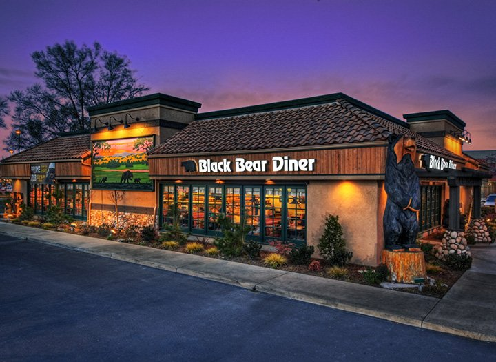 Black Bear Diner: 2605 Hilltop Dr, Redding, CA