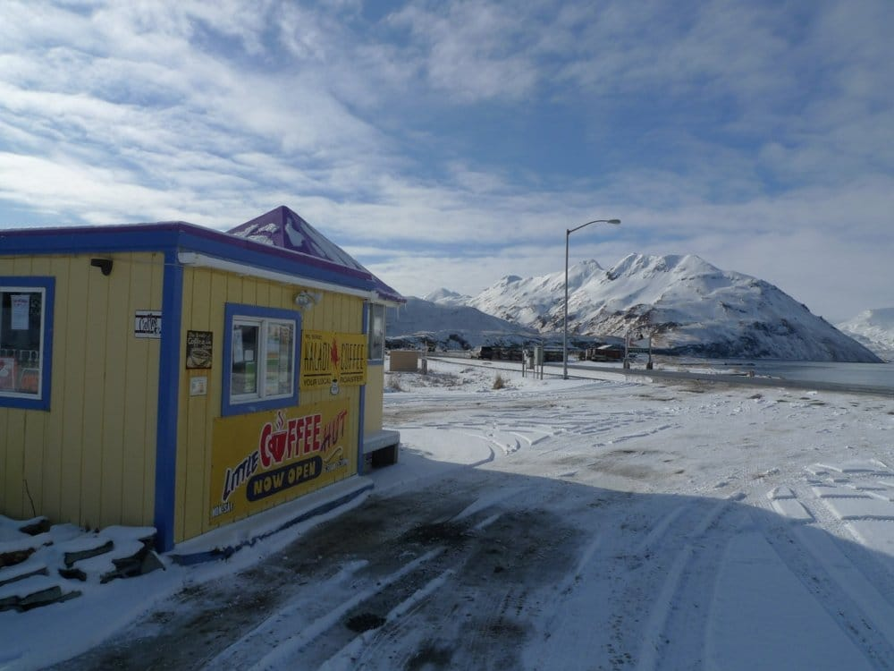 Little Coffee Hut: 2029 Airport Beach Rd, Unalaska, AK