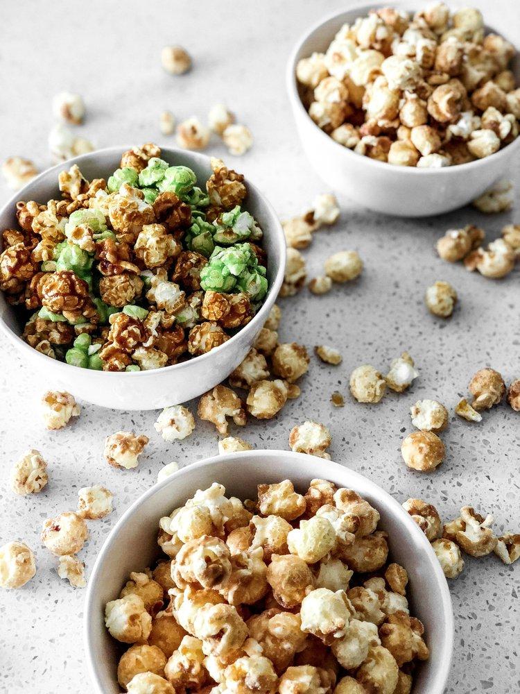 Al's Delicious Popcorn