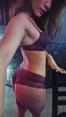 Naked latino girl frontal