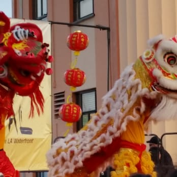 photo of lunar new year at port of los angeles los angeles ca - Chinese New Year Los Angeles
