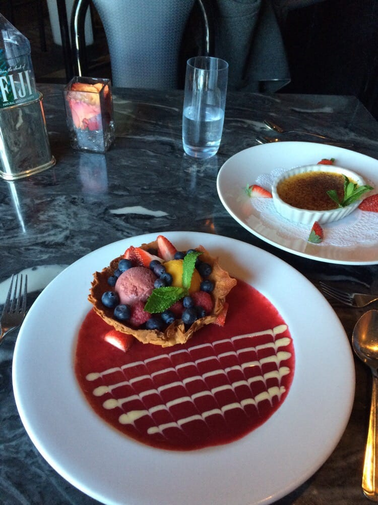Freelance Cafe & Wine Bar - Piermont, NY, United States. Beautiful desserts