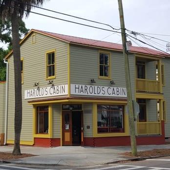 Photo Of Haroldu0027s Cabin   Charleston, SC, United States