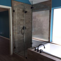 Bathroom Mirrors Houston Tx bab glass & mirror - 11 photos - glass & mirrors - 12700 fm 1960
