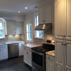 Photo Of Artistic Granite   Gaithersburg, MD, United States. Full  Remodeling, White