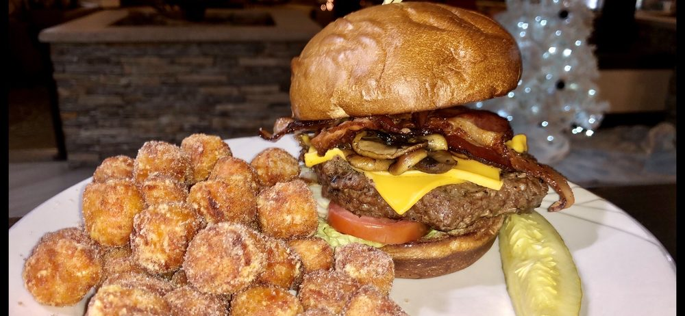 Gold Bison Grill: 505 N 5th St, Rapid City, SD