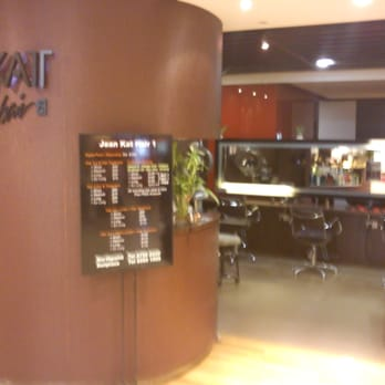Jean kat hair 1 hairdressers 930 yishun avenue 2 b1 for Act point salon review