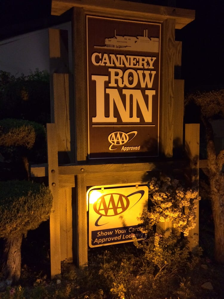 Hotels Near Cannery Row Monterey