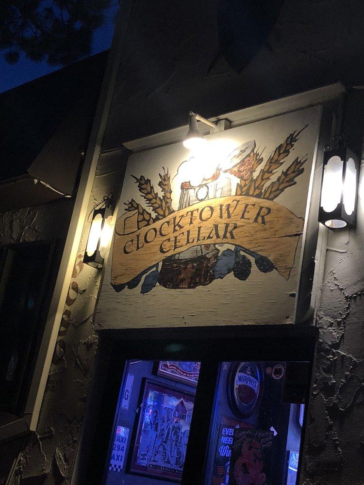 Clocktower Cellar Pub: 6080 Minaret Rd, Mammoth Lakes, CA