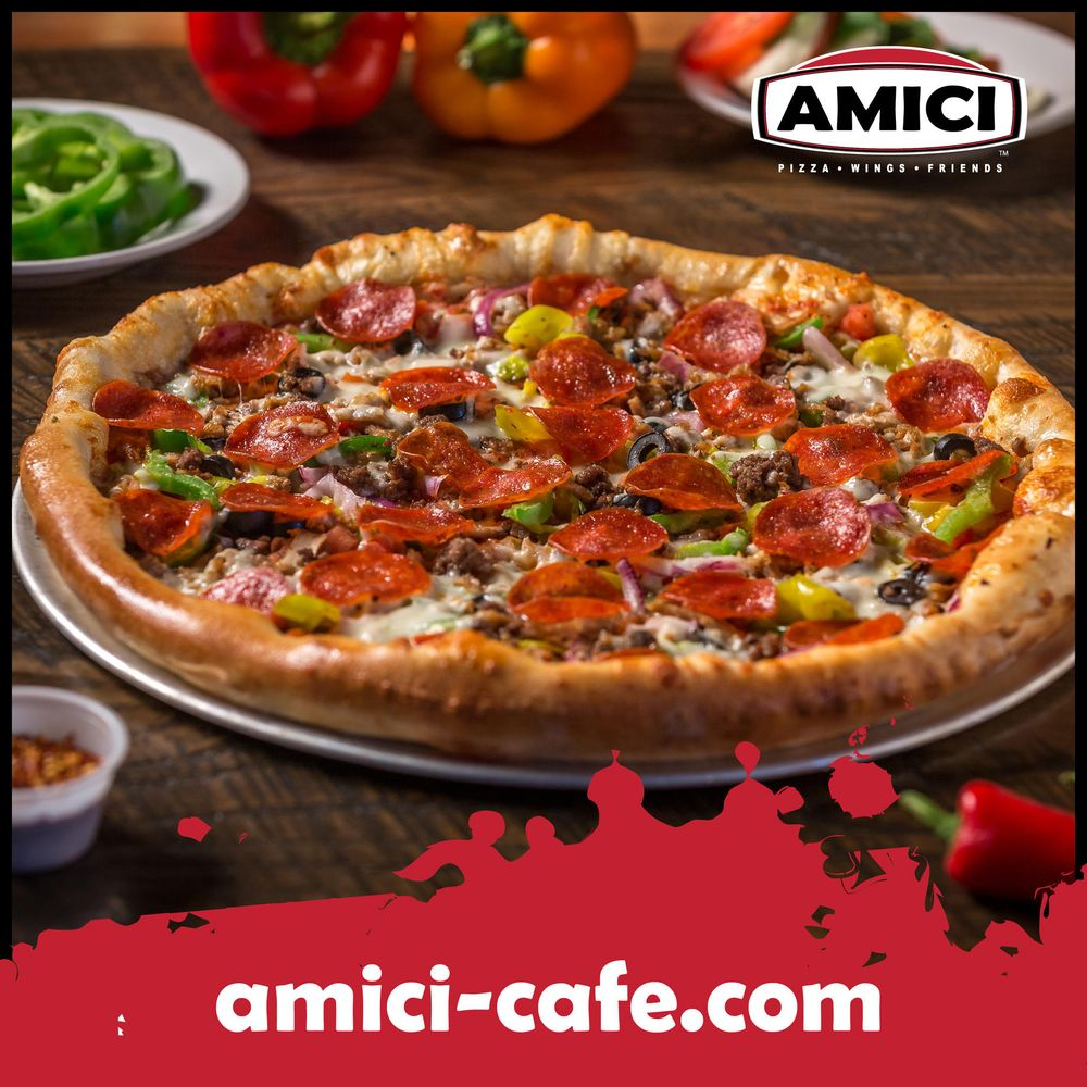 Amici Easley: 121 S Pendleton St, Easley, SC