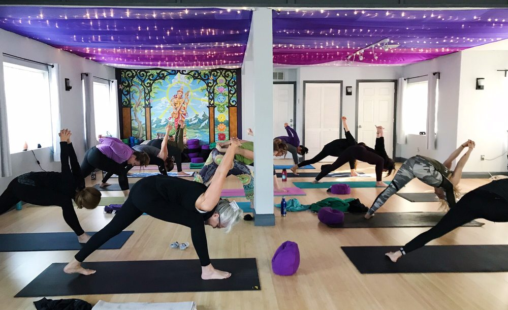 Firefly Yoga Collective: 619 N Thornton Ave, Orlando, FL