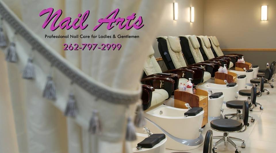 Nail Arts 41 Photos 36 Reviews Nail Salons 17355 W Bluemound