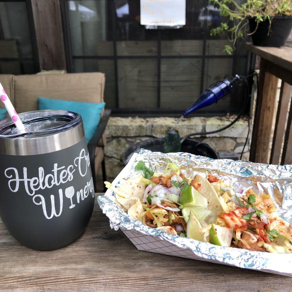 ChinChaRo Taco: San Antonio, TX