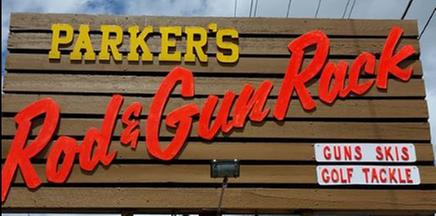 Parker's Rod & Gun: 7364 S 6th St, Klamath Falls, OR