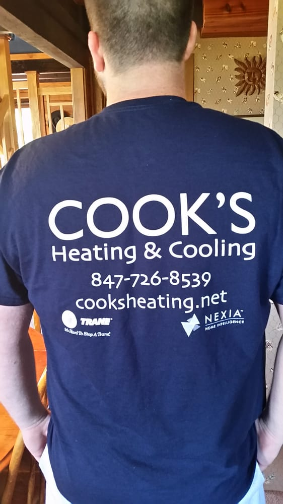 Cook's Heating and Cooling: Lake Zurich, IL